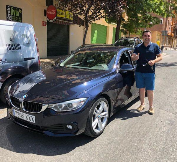 BMW 420 190cv